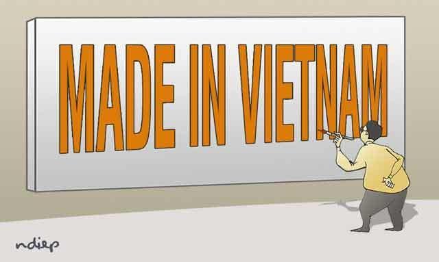 """Hãy cứ tin vào """"make in Việt Nam""""! - 1"""