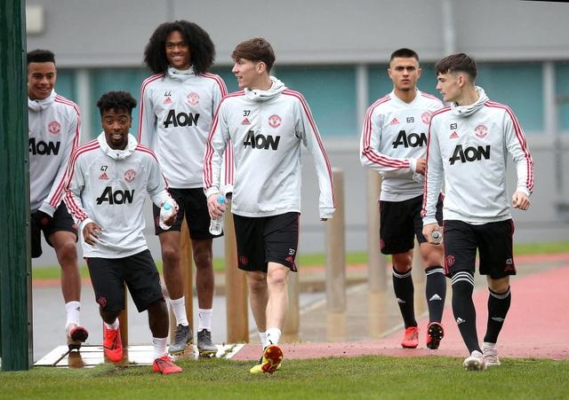Man Utd sử dụng hàng loạt cầu thủ trẻ trước trận cuối mùa giải - 1