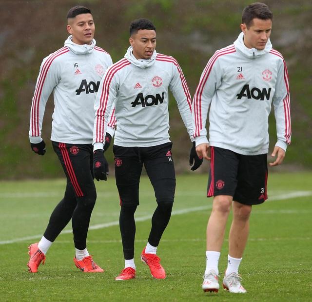 Man Utd sử dụng hàng loạt cầu thủ trẻ trước trận cuối mùa giải - 2