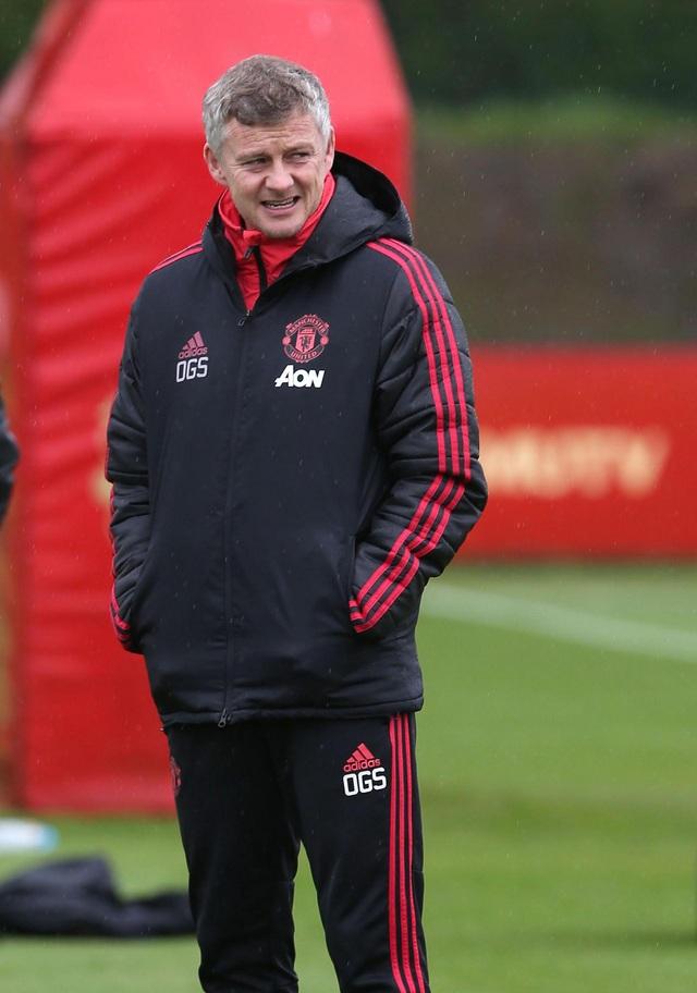 Man Utd sử dụng hàng loạt cầu thủ trẻ trước trận cuối mùa giải - 3