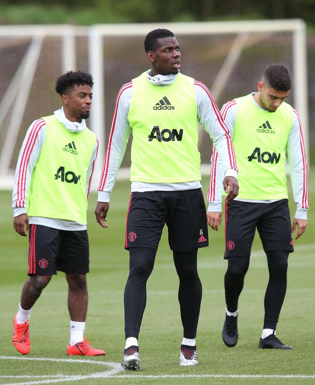 Man Utd sử dụng hàng loạt cầu thủ trẻ trước trận cuối mùa giải - 4