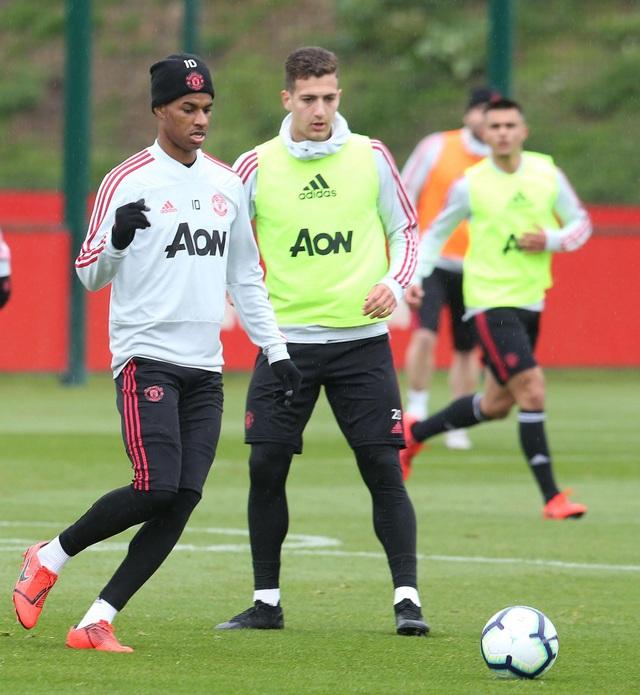 Man Utd sử dụng hàng loạt cầu thủ trẻ trước trận cuối mùa giải - 9