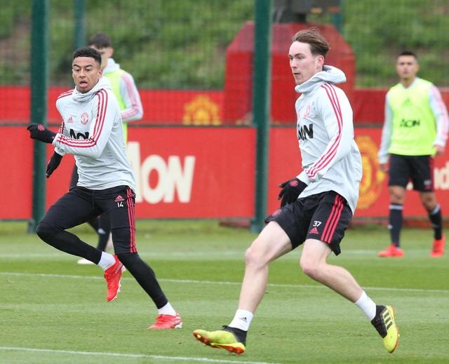Man Utd sử dụng hàng loạt cầu thủ trẻ trước trận cuối mùa giải - 10