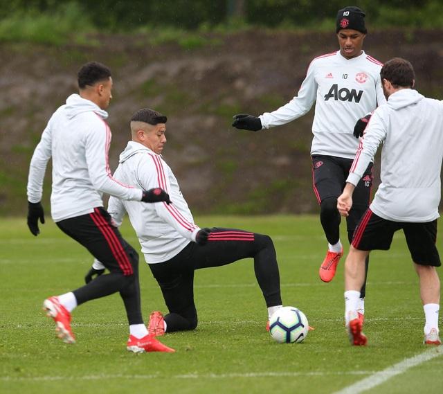 Man Utd sử dụng hàng loạt cầu thủ trẻ trước trận cuối mùa giải - 12