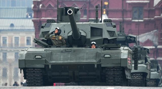 Cận cảnh dàn khí tài Nga phô diễn sức mạnh trong lễ duyệt binh - 2