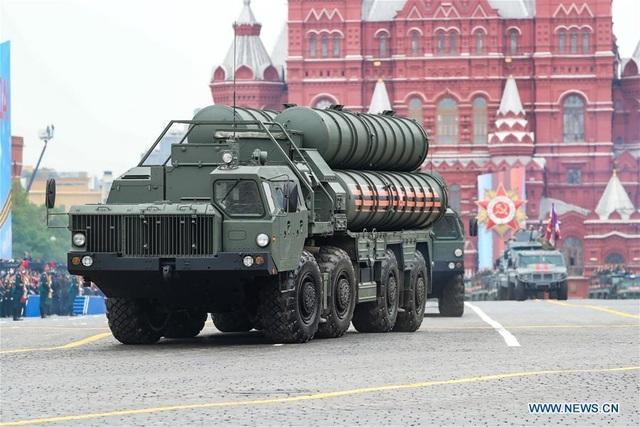 Cận cảnh dàn khí tài Nga phô diễn sức mạnh trong lễ duyệt binh - 14