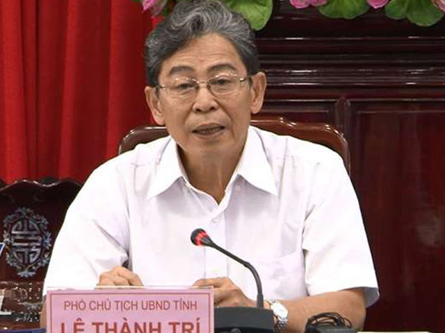Phó Chủ tịch UBND tỉnh Sóc Trăng xin nghỉ hưu trước tuổi - 1