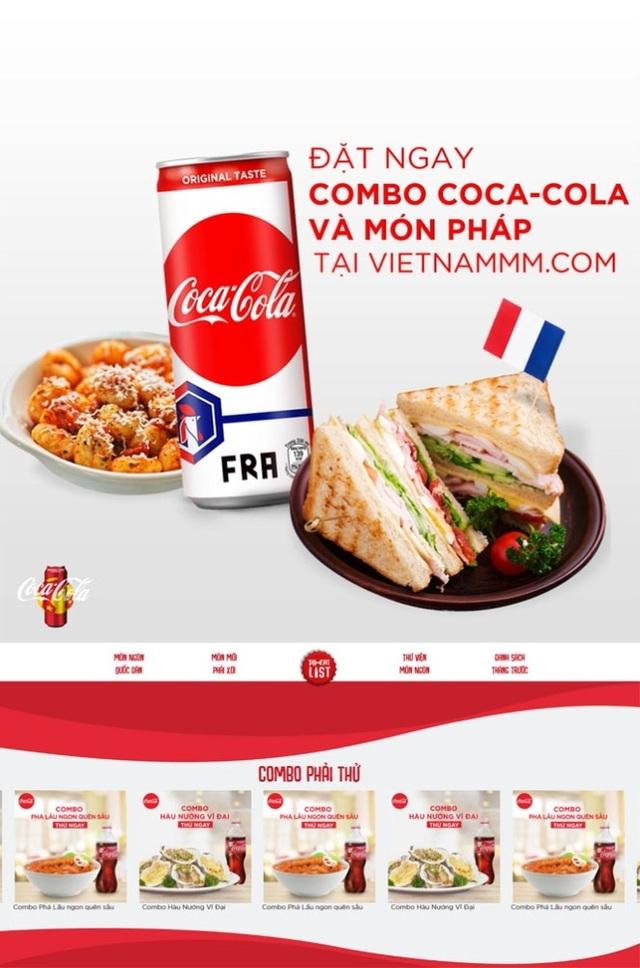 Thương hiệu toàn cầu Coca-Cola mở rộng chuỗi hoạt động tôn vinh ẩm thực tại Việt Nam - 2
