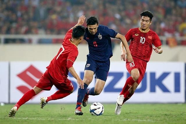 Đội tuyển Việt Nam sẽ gặp bất lợi lớn nếu thua Thái Lan ở King's Cup - 1
