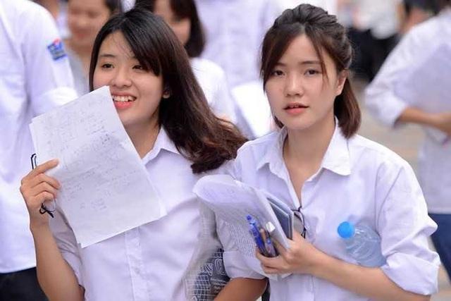 Hôm nay, thí sinh bắt đầu đăng ký dự thi tốt nghiệp THPT và xét tuyển ĐH - 1