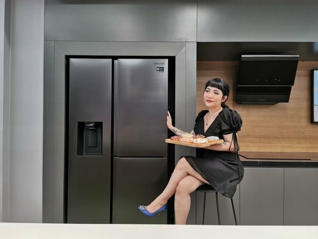 Samsung trình làng dòng tủ lạnh side by side cao cấp tại Việt Nam - 3
