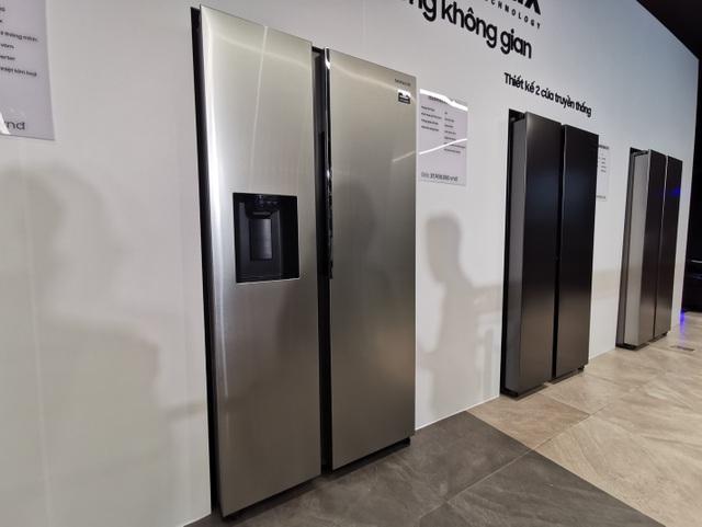 Samsung trình làng dòng tủ lạnh side by side cao cấp tại Việt Nam - 4