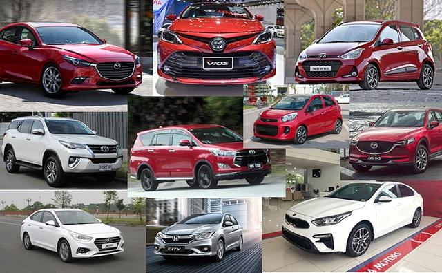 Bảng giá ôtô tháng 5/2020: Xe mới dè dặt - thị trường ôtô đua nhau giảm giá - 4