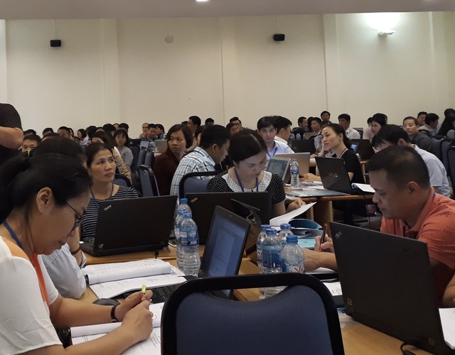 Đà Nẵng: Tập huấn xây dựng chương trình đào tạo đạt chuẩn quốc tế - 1