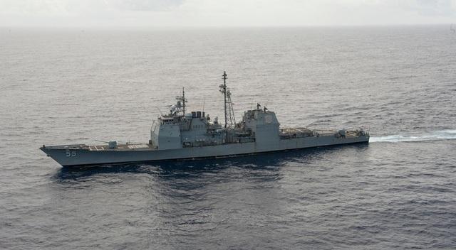 """Dàn khí tài uy lực Mỹ đưa tới Trung Đông """"nắn gân"""" Iran - 3"""