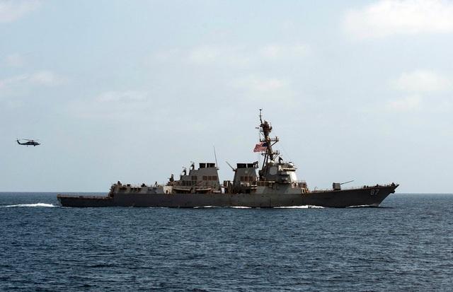 """Dàn khí tài uy lực Mỹ đưa tới Trung Đông """"nắn gân"""" Iran - 4"""