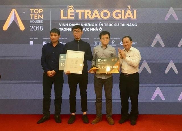 Trao giải thưởng 10 công trình kiến trúc bản địa nổi bật nhất năm 2018 - 1