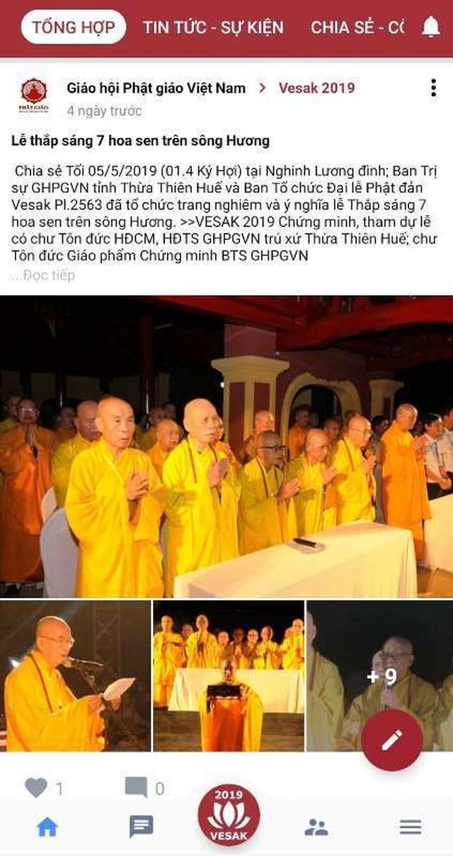"""Ra mắt Mạng xã hội Phật giáo Việt Nam """"Butta.vn"""" - 2"""
