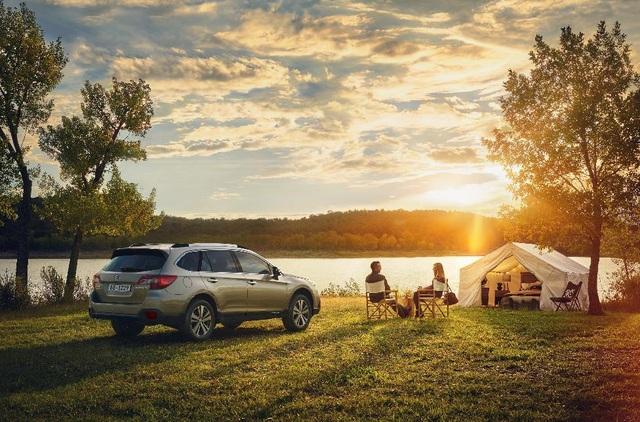 Subaru Outback - SUV đáng tin cậy dành cho gia đình - 1