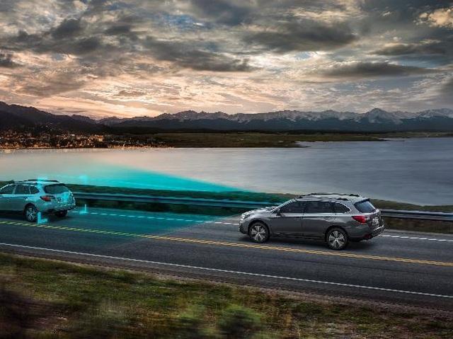 Subaru Outback - SUV đáng tin cậy dành cho gia đình - 2