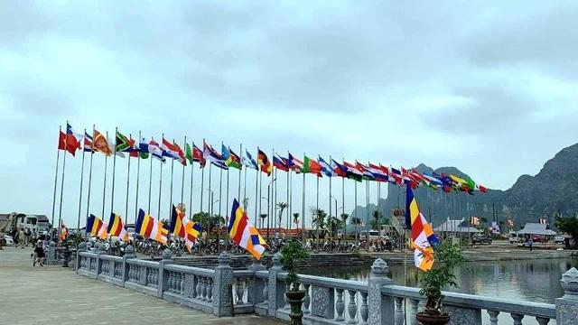 Chùa Tam Chúc sẵn sàng cho Đại lễ Phật đản Vesak 2019 - 5