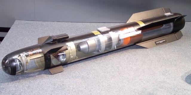 """CIA âm thầm phát triển tên lửa """"Ninja"""" phóng 6 lưỡi dao hạ gục mục tiêu  - 1"""