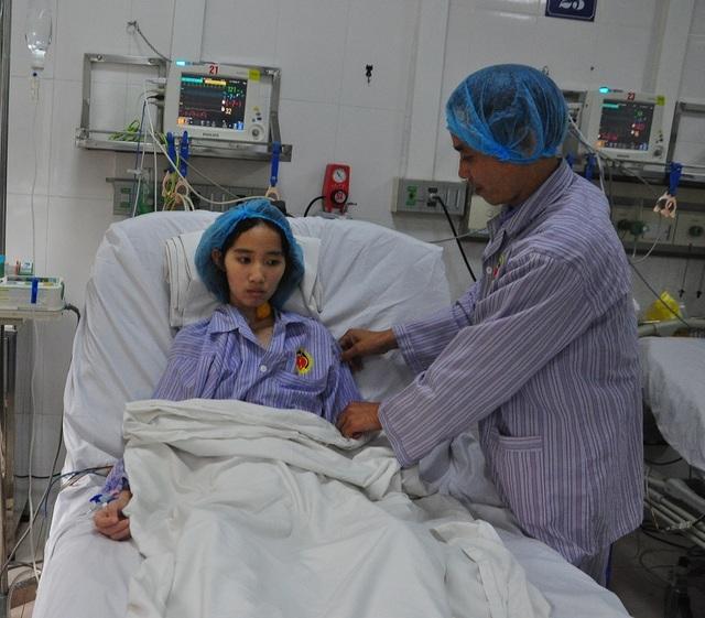 Xót xa nữ sinh lớp 12 bất ngờ đổ bệnh hiểm, tính mạng đang nguy kịch - 8