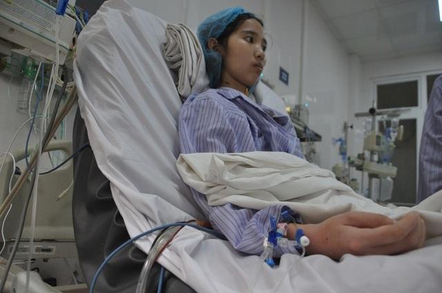 Xót xa nữ sinh lớp 12 bất ngờ đổ bệnh hiểm, tính mạng đang nguy kịch - 4