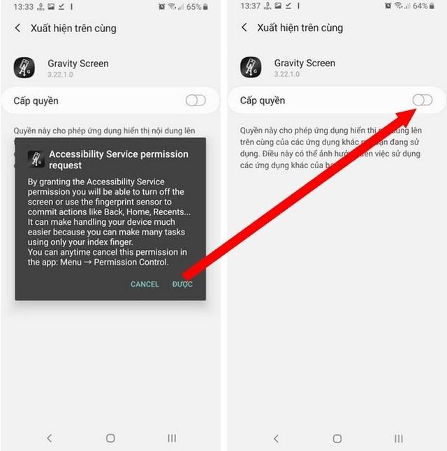 Thủ thuật mang chức năng tắt/mở màn hình thông minh lên smartphone - Ảnh minh hoạ 4