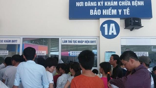 Tỷ lệ bao phủ BHYT đạt 86,8% - 1