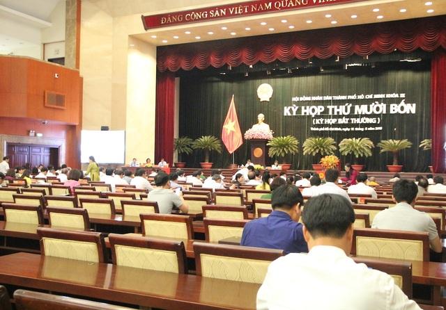 TPHCM bầu bổ sung 2 Phó Chủ tịch UBND TP - 1
