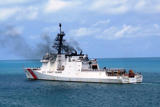 Venezuela đuổi tàu Mỹ le ve gần lãnh hải giữa lúc căng thẳng leo thang - 1