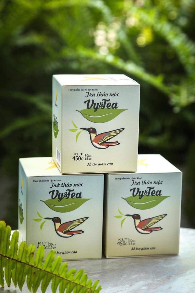 Lấy lại vóc dáng thon gọn cùng trà thảo mộc giảm cân HAVYCO - 1