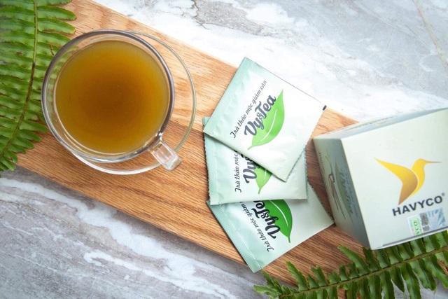 Lấy lại vóc dáng thon gọn cùng trà thảo mộc giảm cân HAVYCO - 2