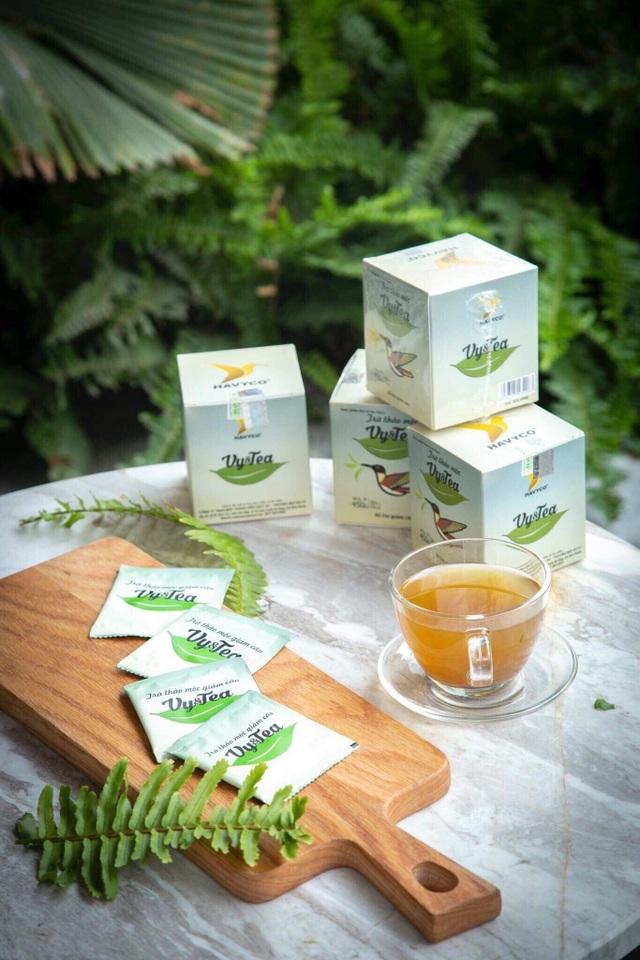 Lấy lại vóc dáng thon gọn cùng trà thảo mộc giảm cân HAVYCO - 3