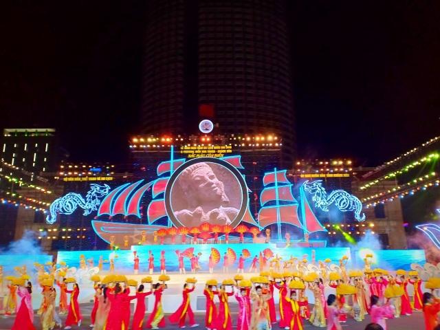 Hơn một vạn người dự lễ khai mạc Năm du lịch quốc gia 2019 - 1