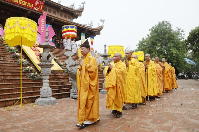 Hà Nam: 400 xe hoa tham gia rước Phật chào mừng Đại lễ Vesak 2019 - 2