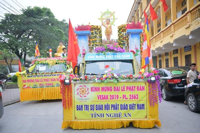 Hà Nam: 400 xe hoa tham gia rước Phật chào mừng Đại lễ Vesak 2019 - 6