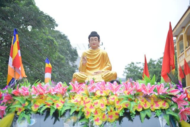 Hà Nam: 400 xe hoa tham gia rước Phật chào mừng Đại lễ Vesak 2019 - 8