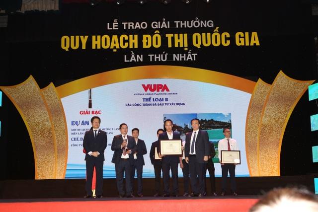 Tập đoàn Mường Thanh xuất sắc  nhận giải thưởng Quy hoạch Đô thị Quốc gia - 1
