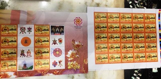 """Phát hành đặc biệt bộ tem """"Chào mừng Đại lễ Phật đản Liên hợp Quốc – Vesak 2019"""" - 2"""