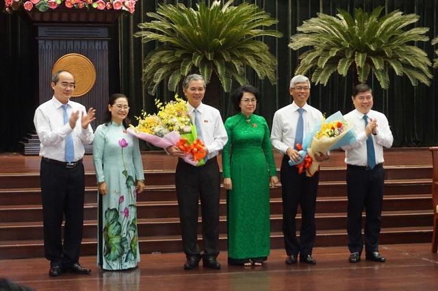 TPHCM bầu bổ sung 2 Phó Chủ tịch UBND TP - 2