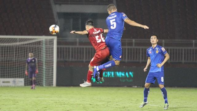 Hòa Quảng Nam, CLB TPHCM tiếp tục dẫn đầu bảng V-League - 6