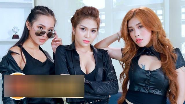 Tràn ngập cảnh nóng, hot girl khoe thân trong web drama Việt - 6