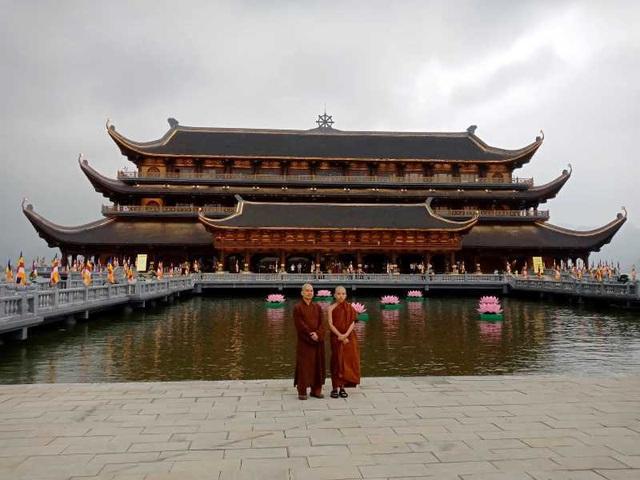 Chùa Tam Chúc sẵn sàng cho Đại lễ Phật đản Vesak 2019 - 10