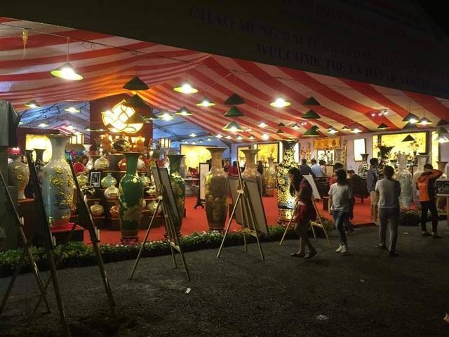 Chùa Tam Chúc sẵn sàng cho Đại lễ Phật đản Vesak 2019 - 11