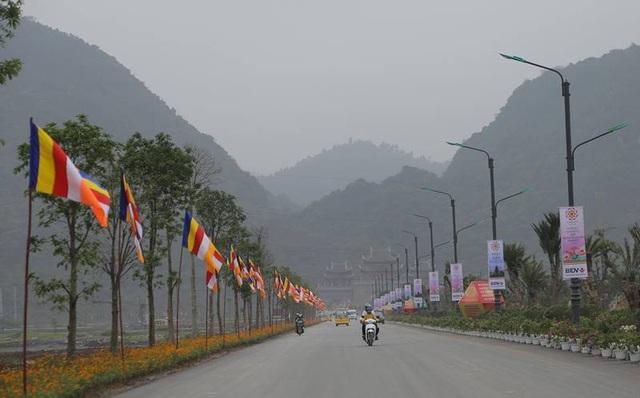 Chùa Tam Chúc sẵn sàng cho Đại lễ Phật đản Vesak 2019 - 4