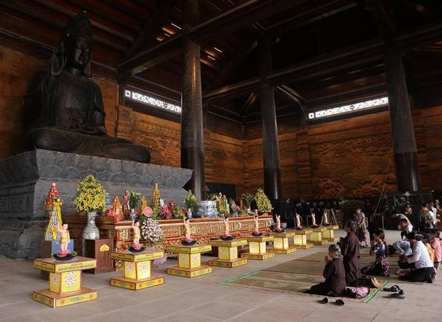 Chùa Tam Chúc sẵn sàng cho Đại lễ Phật đản Vesak 2019 - 12