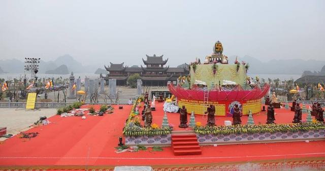 Chùa Tam Chúc sẵn sàng cho Đại lễ Phật đản Vesak 2019 - 9