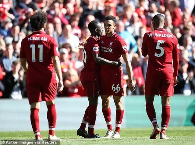 Liverpool thiết lập nhiều kỷ lục tại Premier League 2018/19 - 1